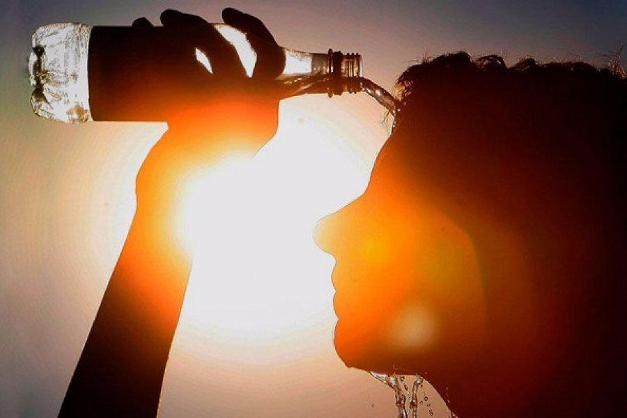 Corrientes un fuego: Se espera una máxima de 44 grados
