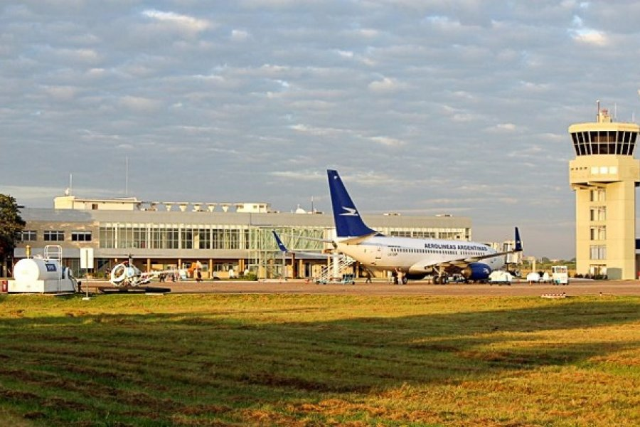 Vignolo anunció que se podrán habilitar vuelos a Corrientes