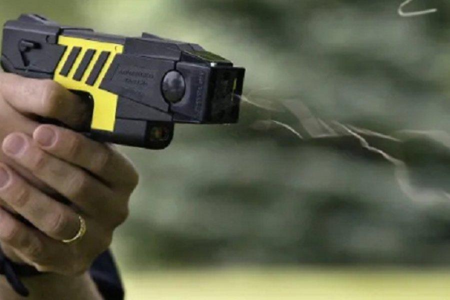 La Policía de Santa Fe utilizará las pistolas Taser