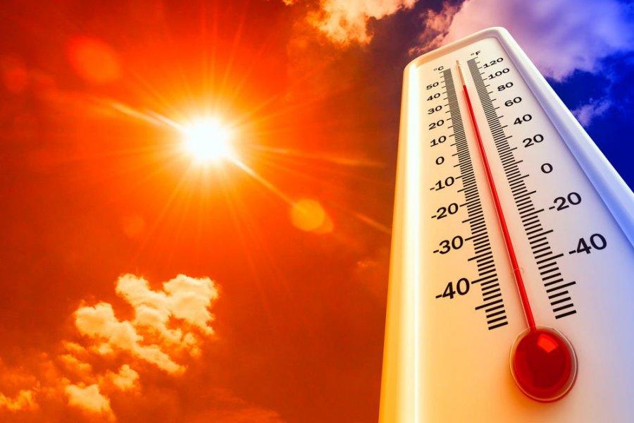 Corrientes superó los 43º y se espera un leve descenso de la temperatura