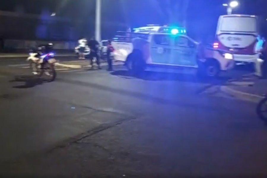 Una joven ciclista murió tras un siniestro vial en Costanera