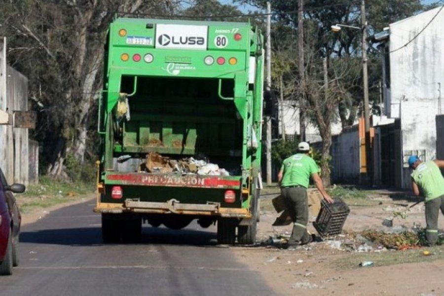 Por el Día del Recolector de Residuos hoy viernes no habrá servicio