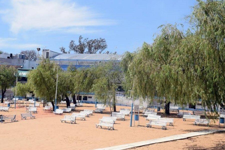 Regatas habilitó su playa con riguroso protocolo