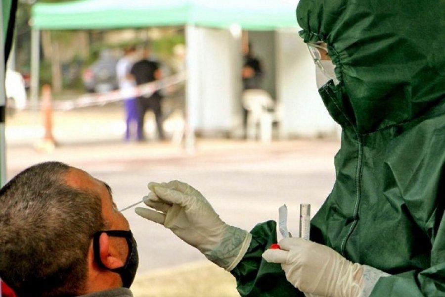 Brote de contagios de Coronavirus en Corrientes: Realizan más de 500 hisopados en el barrio Pujol