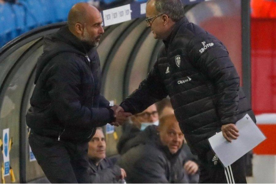 El Leeds de Bielsa es cosa seria: 1-1 ante el Manchester City de Guardiola