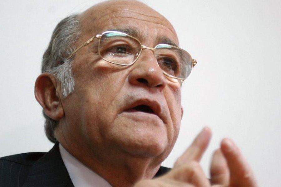 José Romero Feris fue ratificado para conducir al Partido Autonomista Nacional