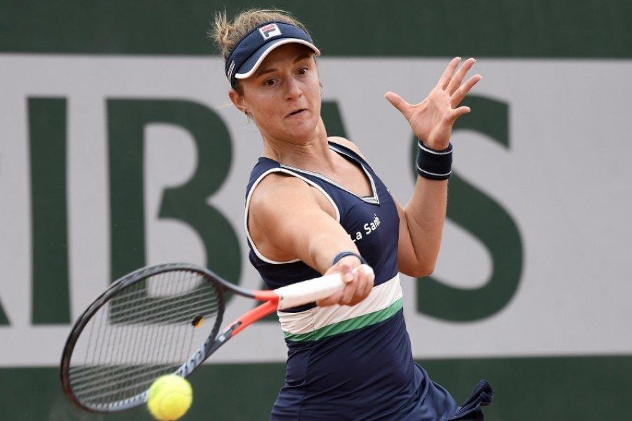 Podoroska avanzó a cuartos de final de Roland Garros