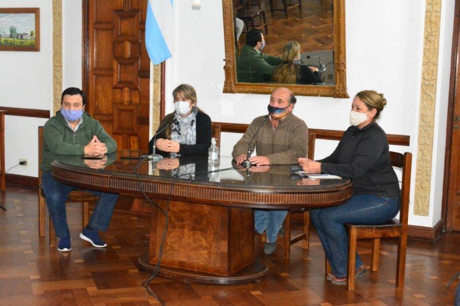 """Diego Caram: """"Esto no es culpa de nadie, seamos solidarios y buenos vecinos"""""""