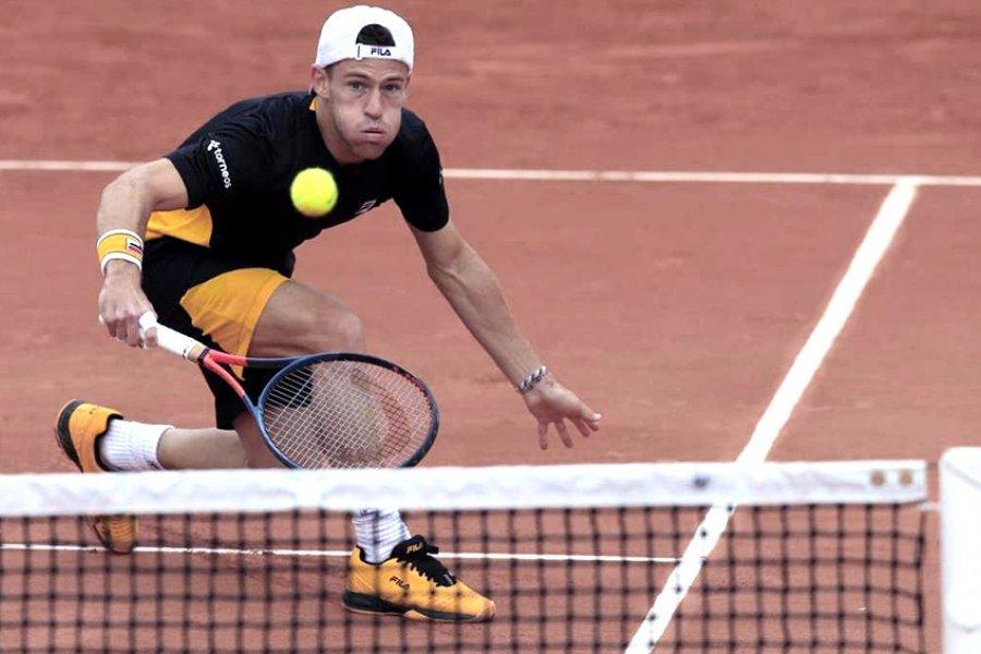 Schwartzman avanzó a los cuartos de final con el triunfo ante el italiano Sonego