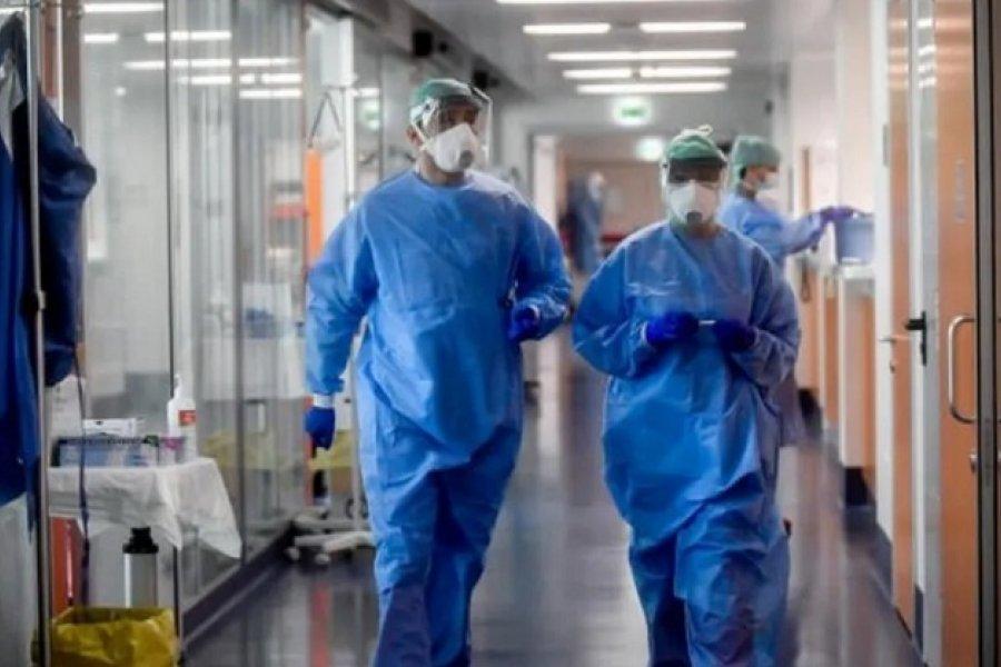 Nación oficializó la extensión del pago de un bono para la salud