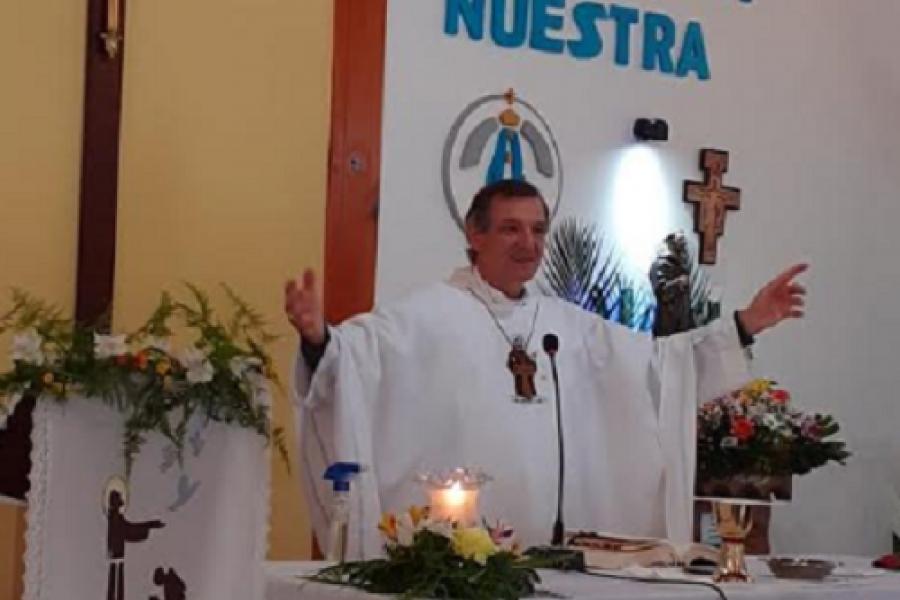 Monseñor Canecin: San Francisco fue la respuesta de Dios a los problemas y desafíos de la sociedad