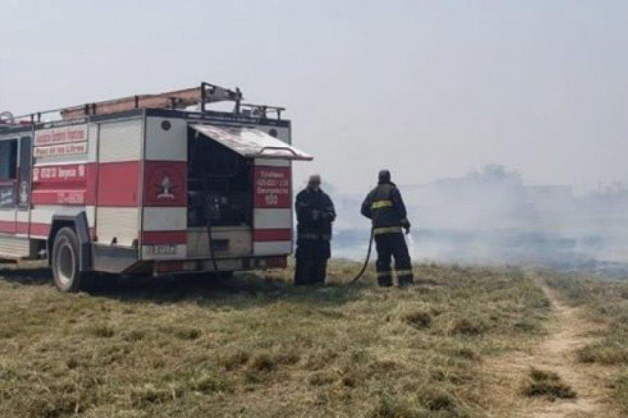 Incendios en Corrientes: La situación tiende a estar controlada y se mantiene el alerta