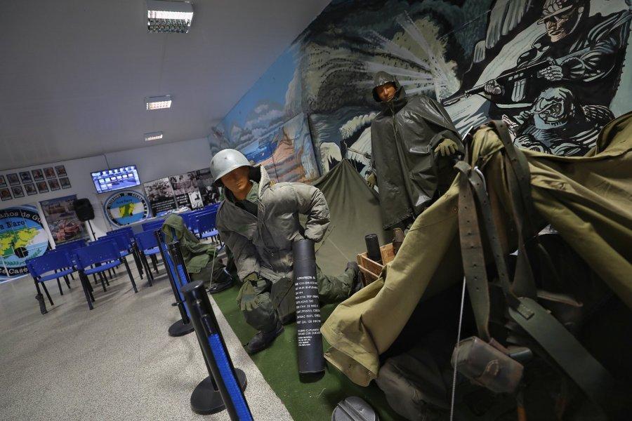 Inauguraron un museo para honrar a héroes correntinos de Malvinas