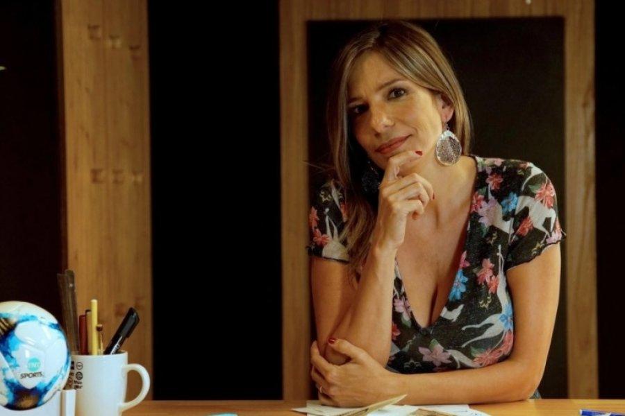 Por primera vez una mujer comentará en televisión los partidos del seleccionado argentino