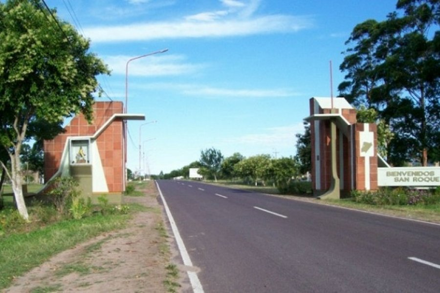 En San Roque sólo queda un enfermo y tres adultos mayores volvieron al asilo