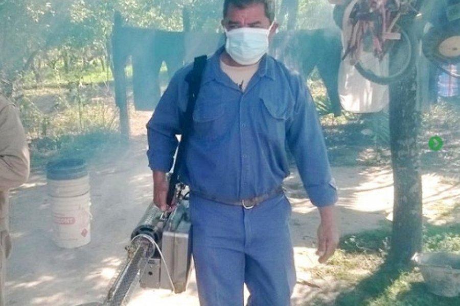 Apuntan a los cuidados comunitarios para evitar posible rebrote de dengue en Corrientes