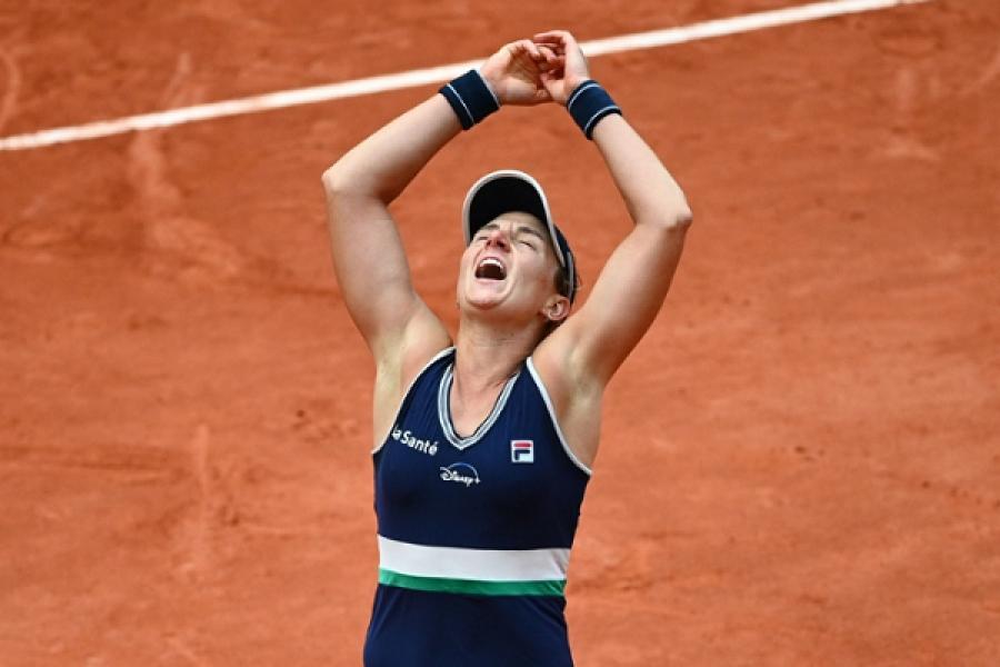Histórico triunfo de la argentina Nadia Podoroska en Roland Garros