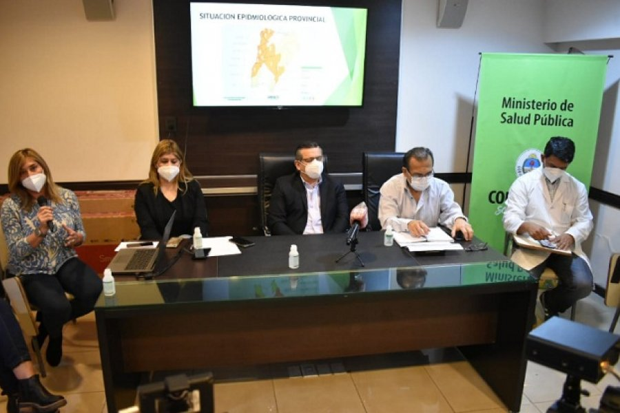Circulación viral: En Corrientes estamos en el límite