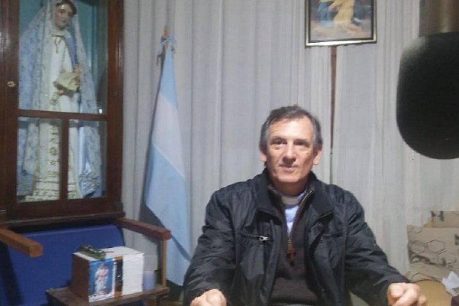 Goya: Monseñor Canecin alentó a imitar a María