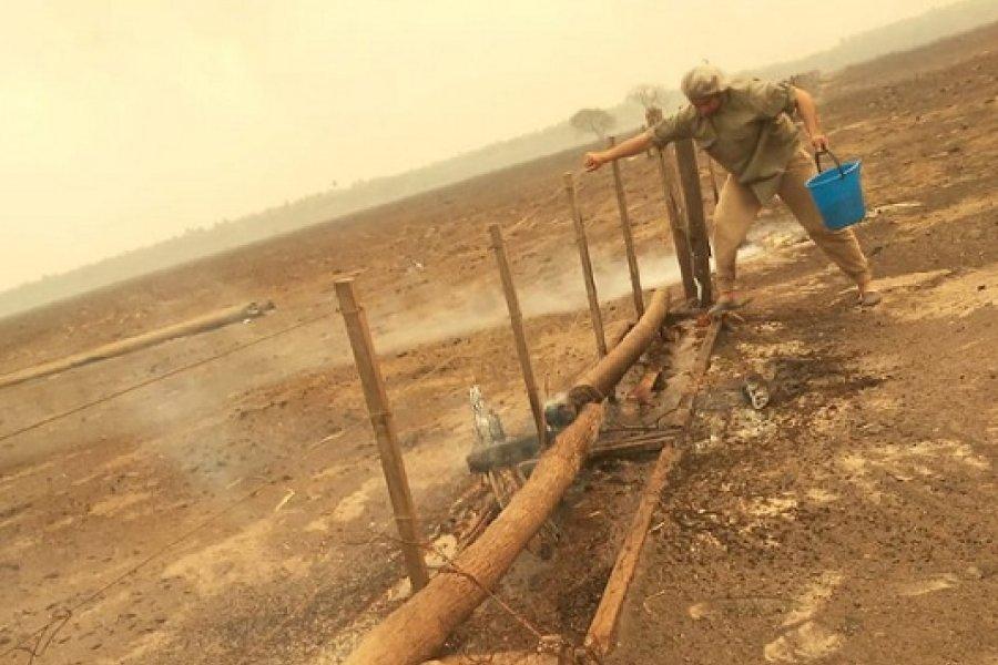 Incendios y sequía: Se reúne la Comisión Nacional de Emergencia Agropecuaria