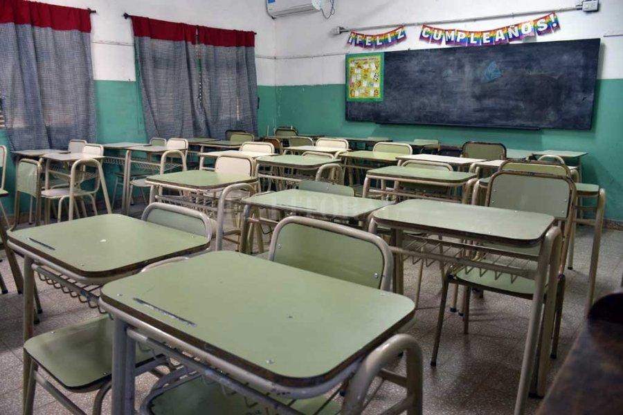 """Benítez: """"No están dadas las condiciones para el regreso a clases"""""""