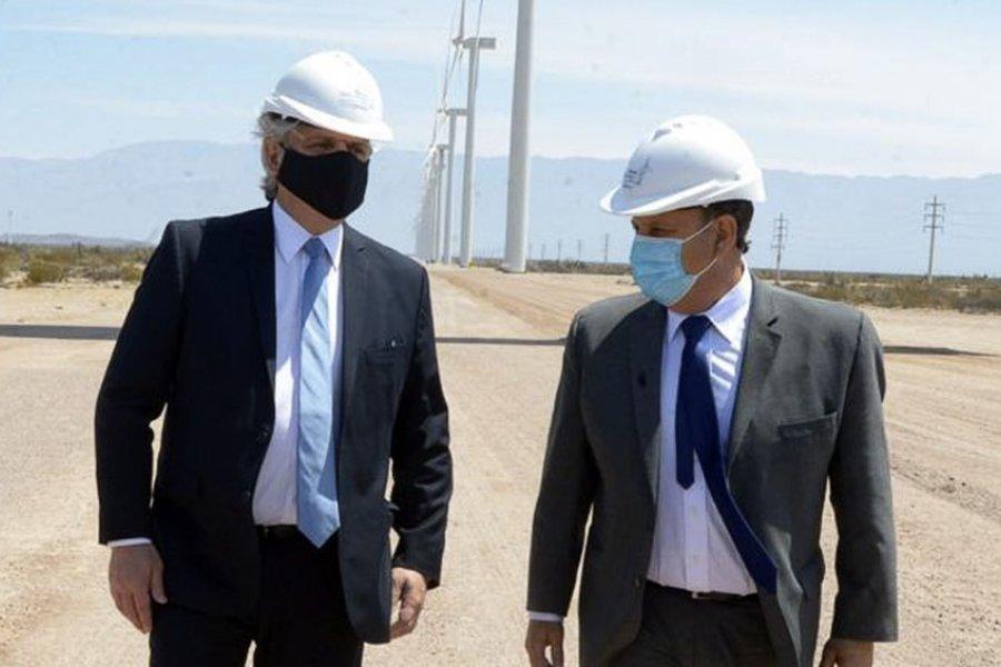 """Alberto Fernández: """"Lo que más nos interesa ahora es ir en socorro del interior"""""""