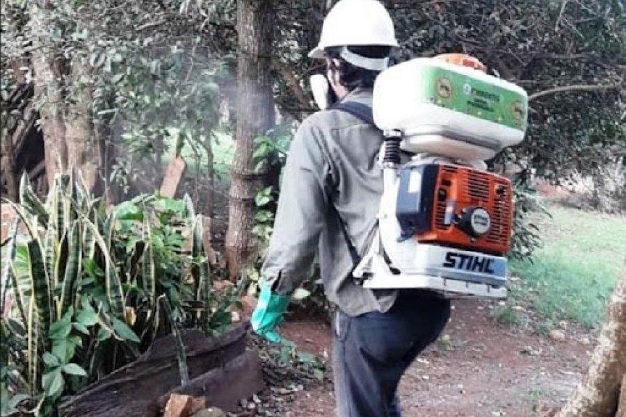 Dengue en Corrientes: Tres nuevos casos y bloqueo en barrios