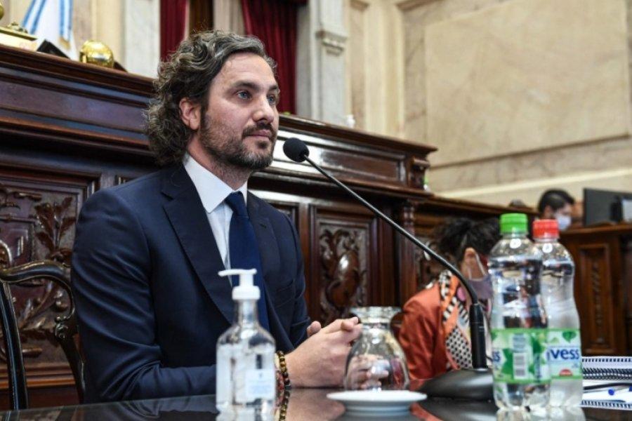 """Cafiero llamó a dejar de lado la """"ventaja política"""" en medio de la pandemia"""