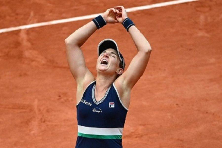 Podoroska va por la final de Roland Garros ante la polaca Swiatek