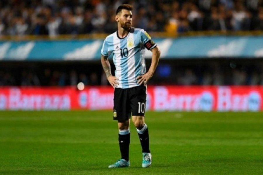 Argentina vs. Ecuador por las Eliminatorias
