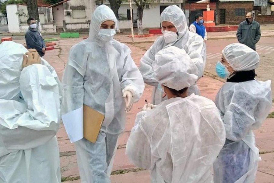 Aumentan los casos de Covid en Corrientes: 43 nuevos contagios