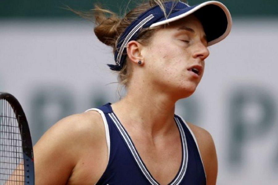 La argentina Podoroska se despidió de Roland Garros en semis