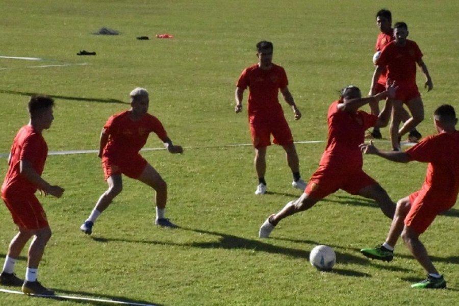Boca Unidos vuelve a las prácticas