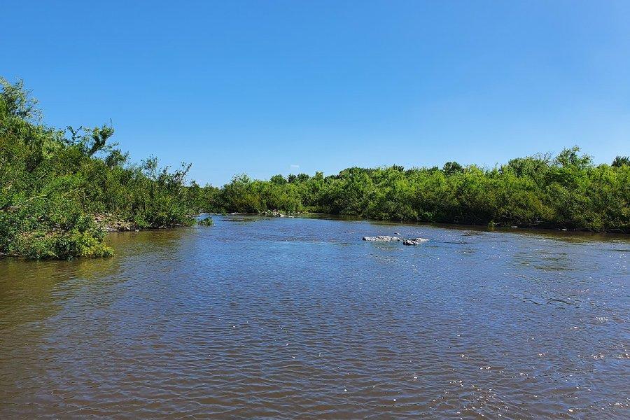 Identificaron al cuerpo hallado en el río Santa Lucía