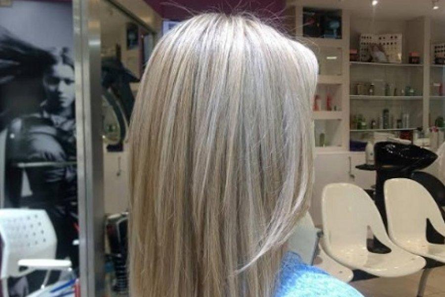 Fortalecer cabellos débiles en el Salón de sandra Espínola