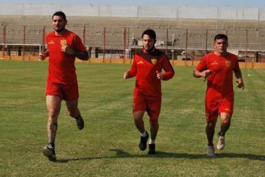 Boca Unidos inició el camino donde luchará por dar el salto de categoría