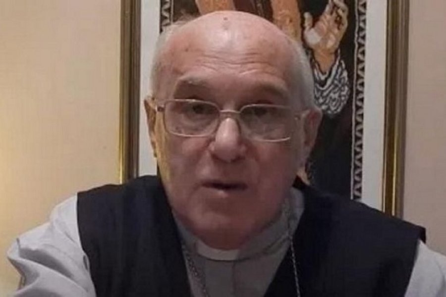 Monseñor Castagna: La vida, don gratuito e inmerecido