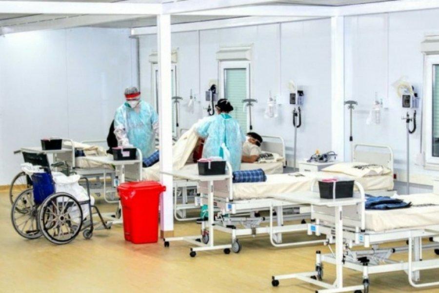Chaco: Con cinco fallecidos más, ya son 321 las víctimas del Coronavirus