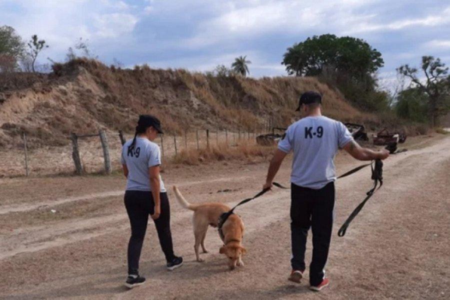 Continúa la búsqueda del joven desaparecido en Empedrado
