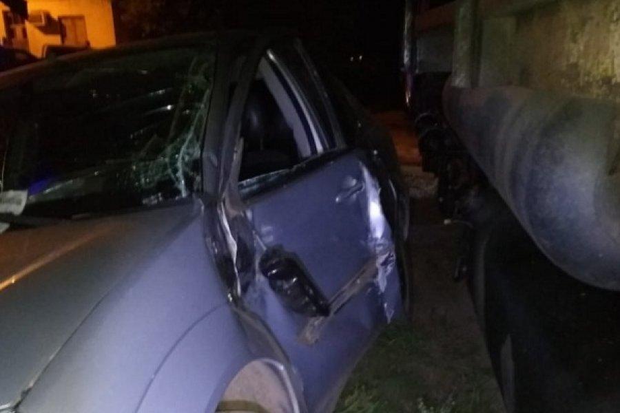 Corrientes: Accidente ferroviario en Mocoretá