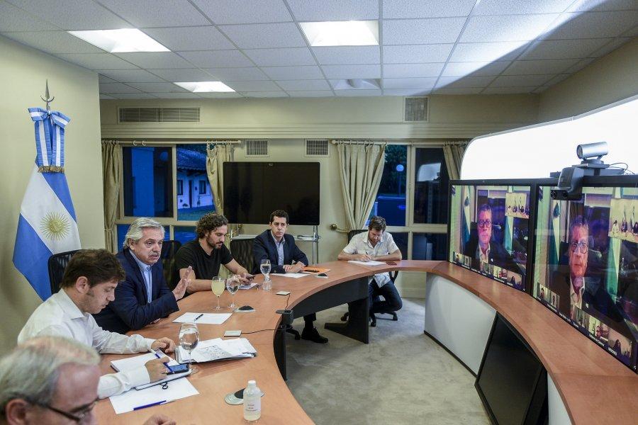 Valdés firmó una solicitada en apoyo a las medidas sanitarias impuestas por la Nación