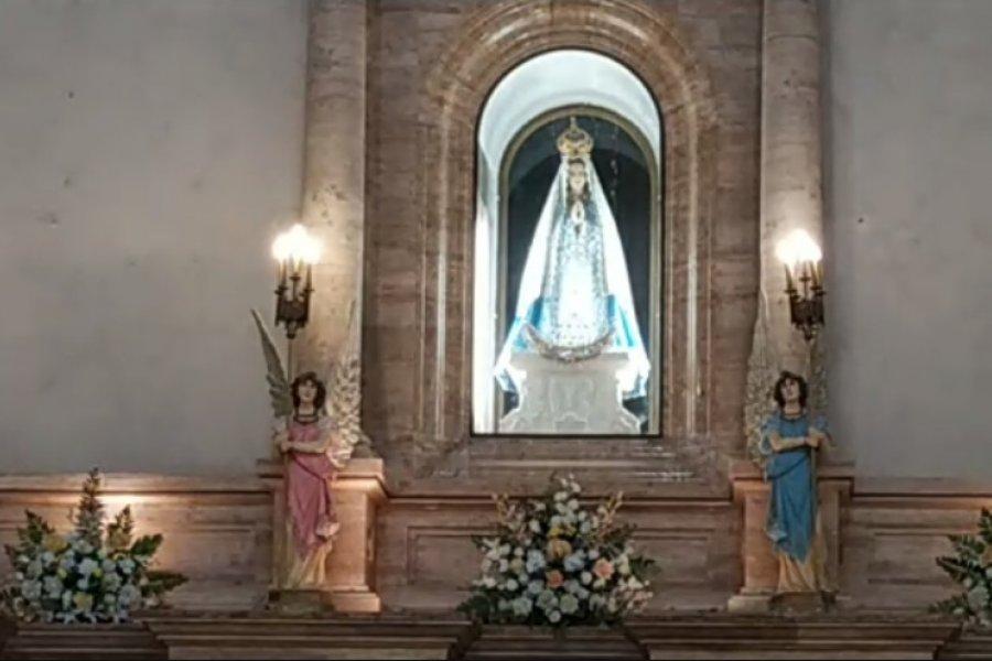 Misa dominical desde la Basílica Nuestra Señora de Itatí