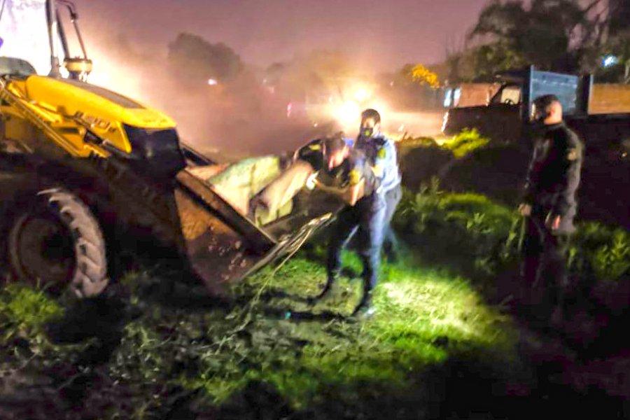 Más de 100 personas de distintos barrios intentaron usurpar terrenos