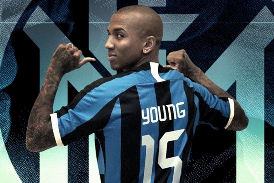 Ashley Young, sexto caso positivo de coronavirus en el Inter