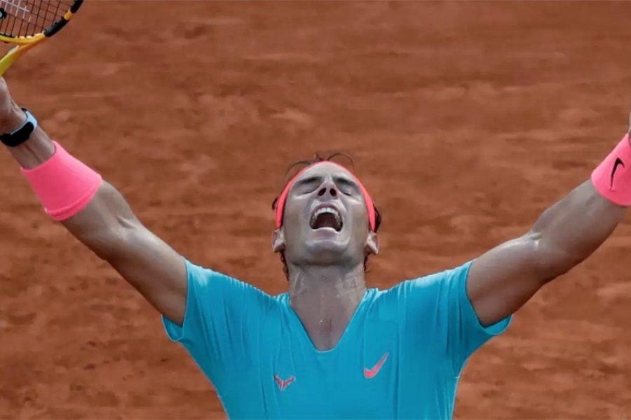 Roland Garros: Nadal se consagró campeón y es el dueño de la historia