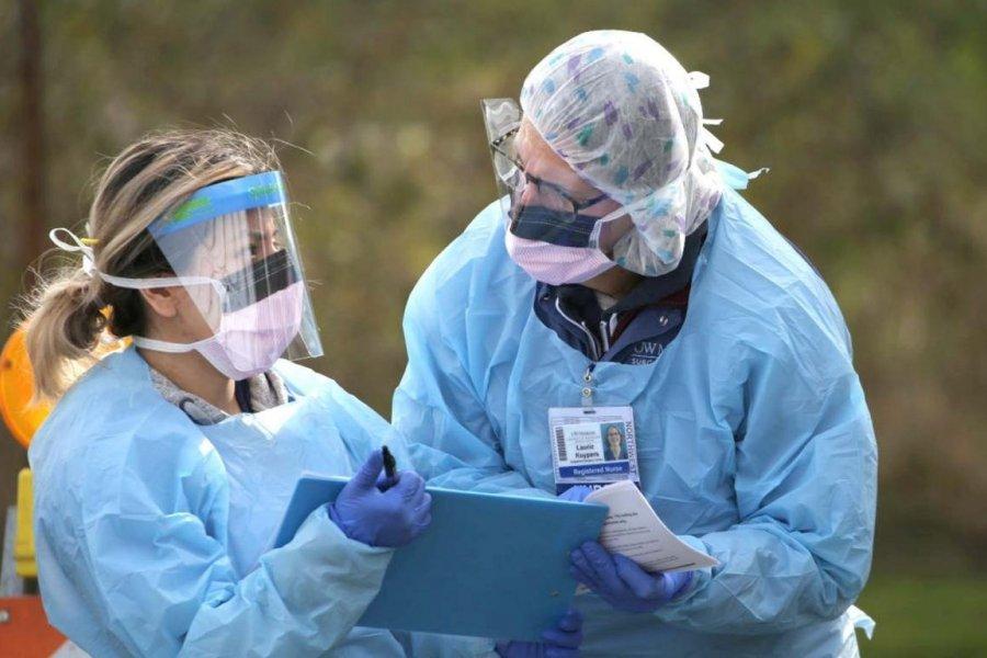 145 muertes y 8.234 nuevos casos de Coronavirus en Argentina