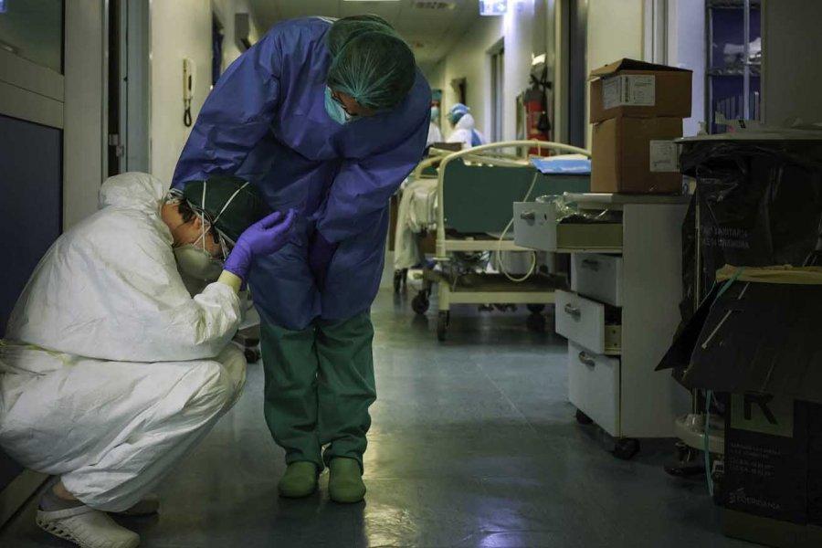 Murió otro paciente con Coronavirus en el Hospital de Campaña