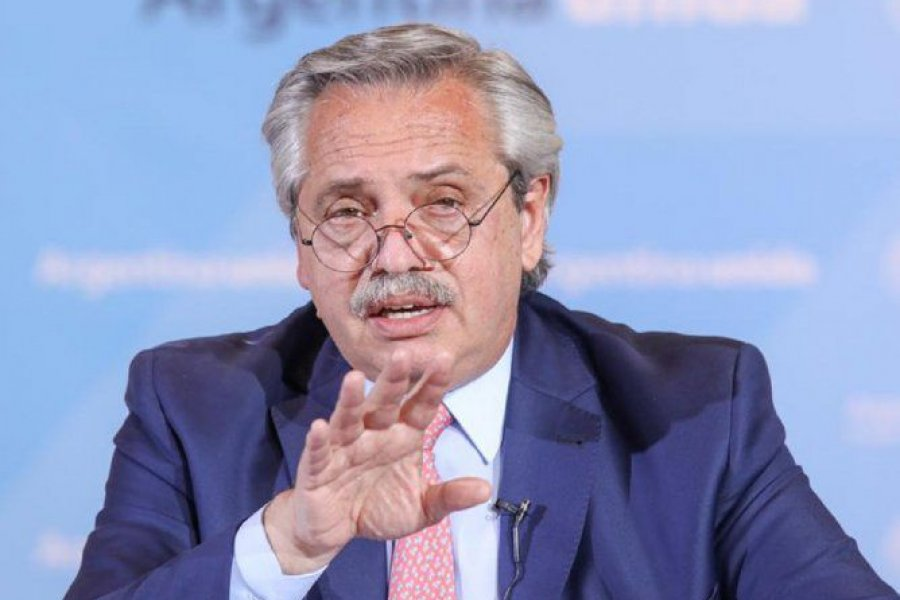 """Fernández: """"Puede ser necesario un IFE 4 para terminar el año tranquilos"""""""
