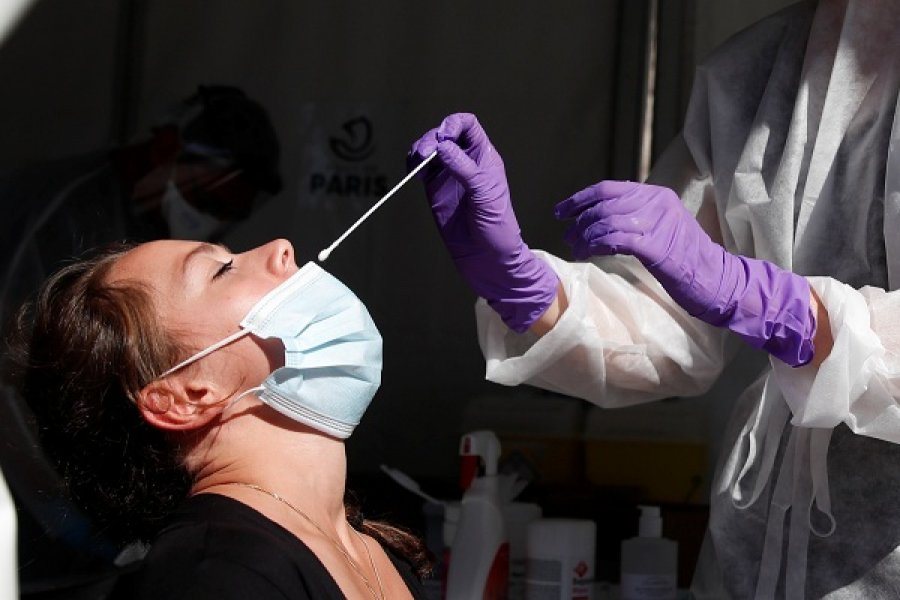 Corrientes sumó 50 contagios de Coronavirus: 47 son de Capital