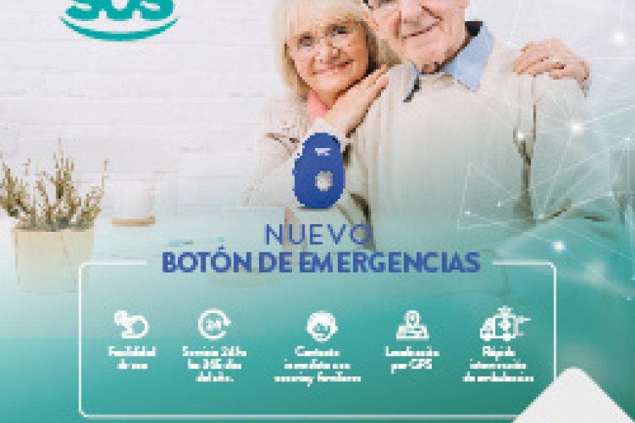 Ahora más protegidos: nuevo Botón de Emergencias EME S.O.S.